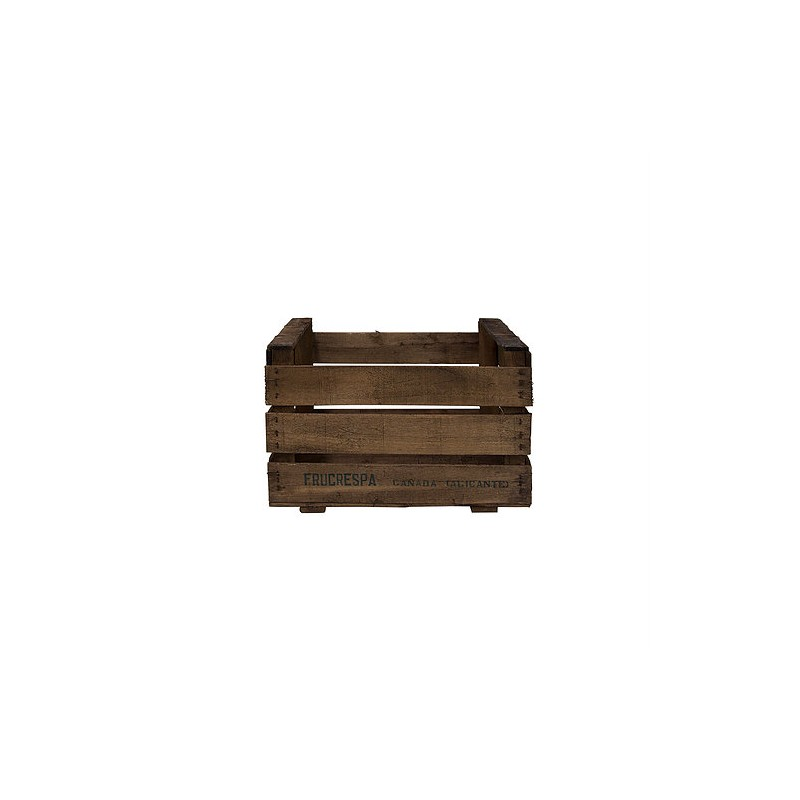 Caja de madera antigua envejecida venta de todo tipo de cajas de madera online - Cajas de madera online ...