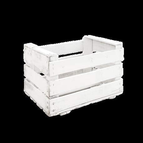 Caja de madera antigua color blanco venta de todo tipo - Cajas de madera online ...