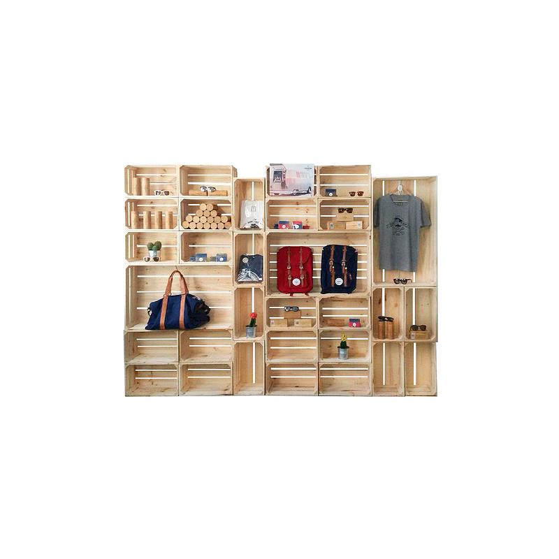 Adesivo De Cozinha ~ PACK ESTANTER u00cdA ARMARIO ABIERTO Venta de todo tipo de cajas de madera online