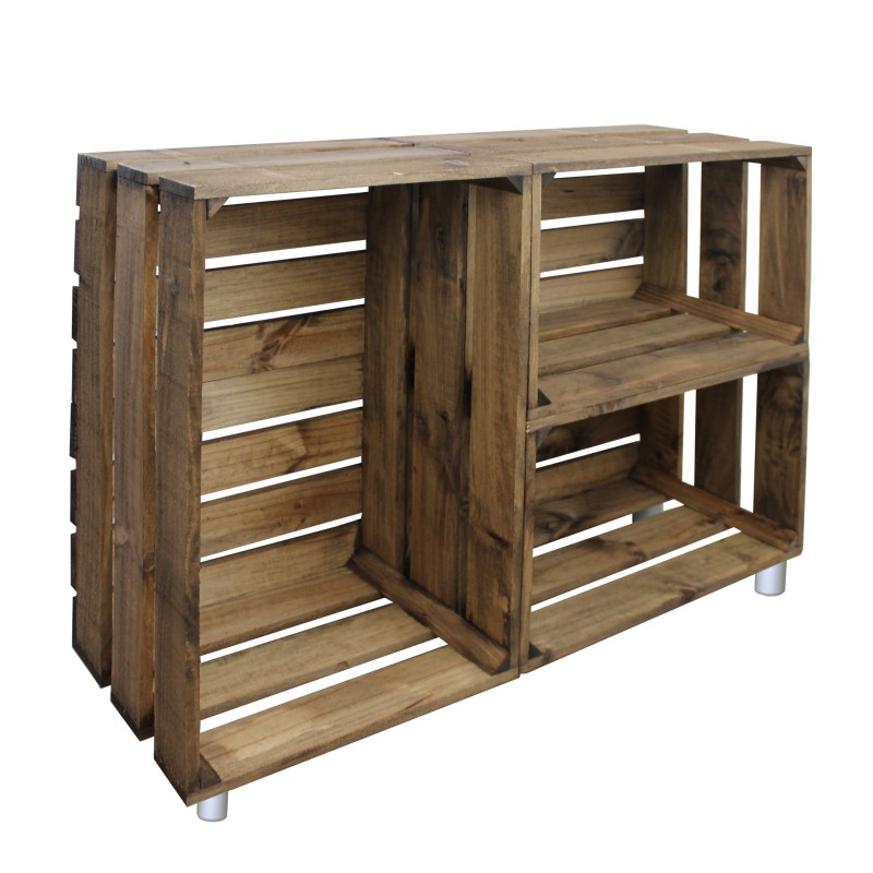 Mueble tv envejecido venta de todo tipo de cajas de - Cajas de madera online ...