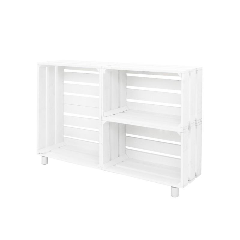 Mueble tv blanco venta de todo tipo de cajas de madera - Todo muebles online ...