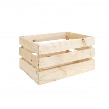 Caja natural grande venta de todo tipo de cajas de madera online - Cajas de madera online ...