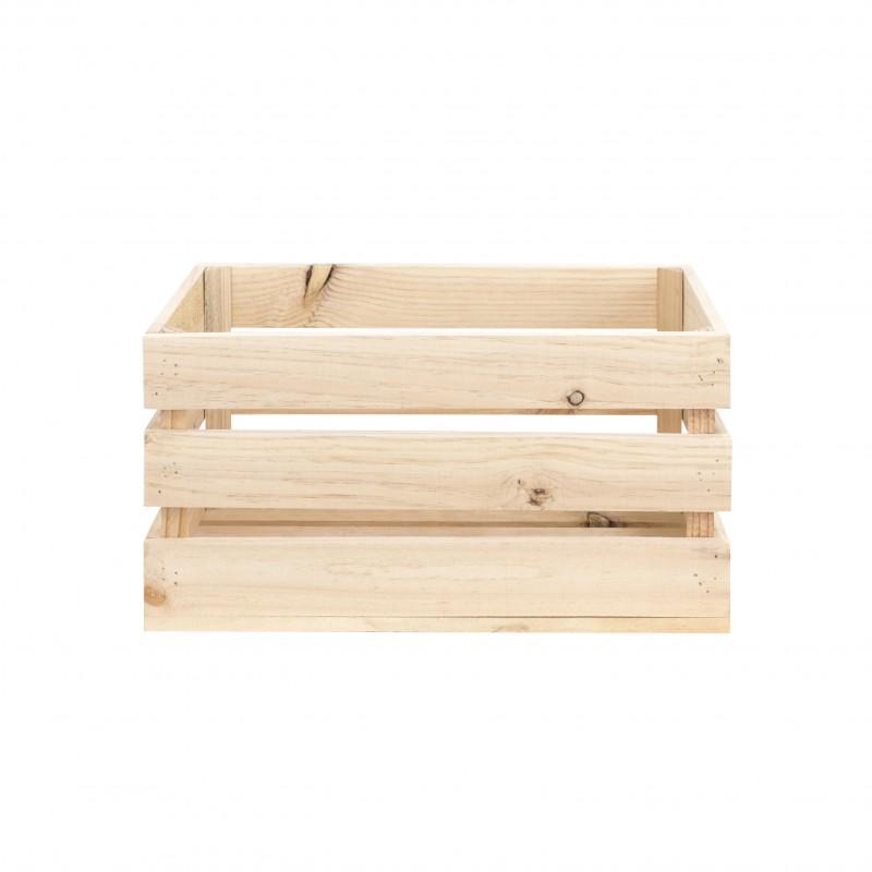 Caja natural mediana venta de todo tipo de cajas de madera online - Cajas de madera online ...