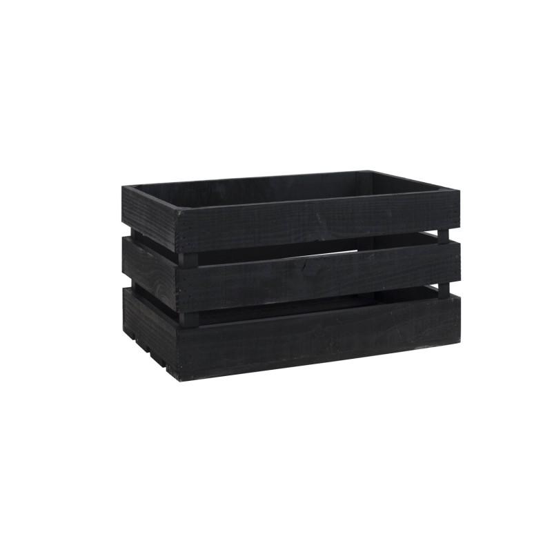 Pack 3 cajas grandes color pizarra venta de todo tipo de cajas de madera online - Cajas de madera online ...