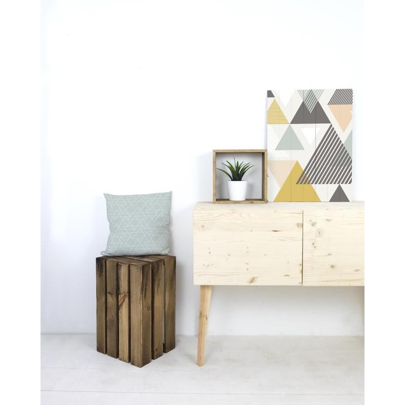 Taburete envejecido venta de todo tipo de cajas de madera online - Cajas de madera online ...