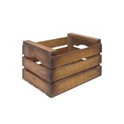 Pack 3 cajas envejecidas vintage
