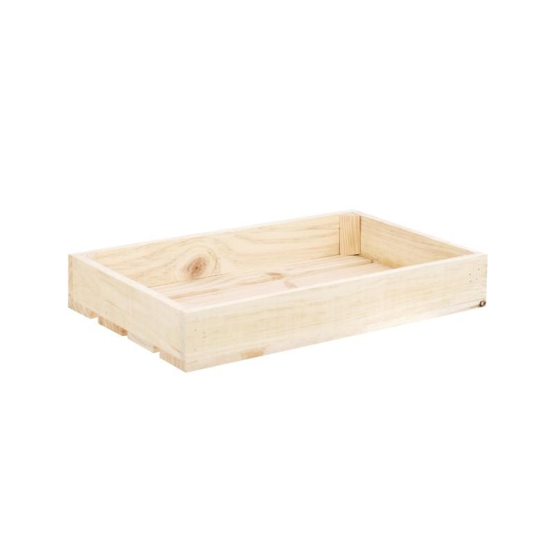 Caja natural peque a venta de todo tipo de cajas de madera online - Cajas de madera online ...