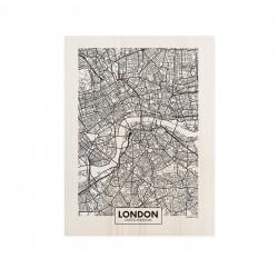Cuadro de madera London