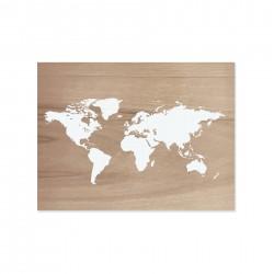 Cuadro de madera I love you