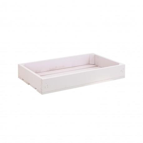 Caja Pintada Pequeña pintada rosa pastel
