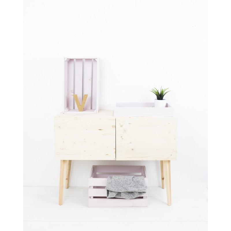 Caja grande pintada rosa pastel venta de todo tipo de cajas de madera online - Cajas de madera online ...