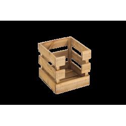 Caja con apertura pequeña envejecida