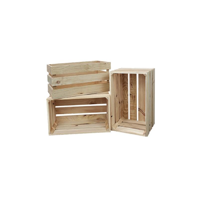 pack 3 cajas grandes venta de todo tipo de cajas de