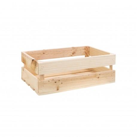 Caja mediana natural venta de todo tipo de cajas de madera online - Cajas de madera online ...